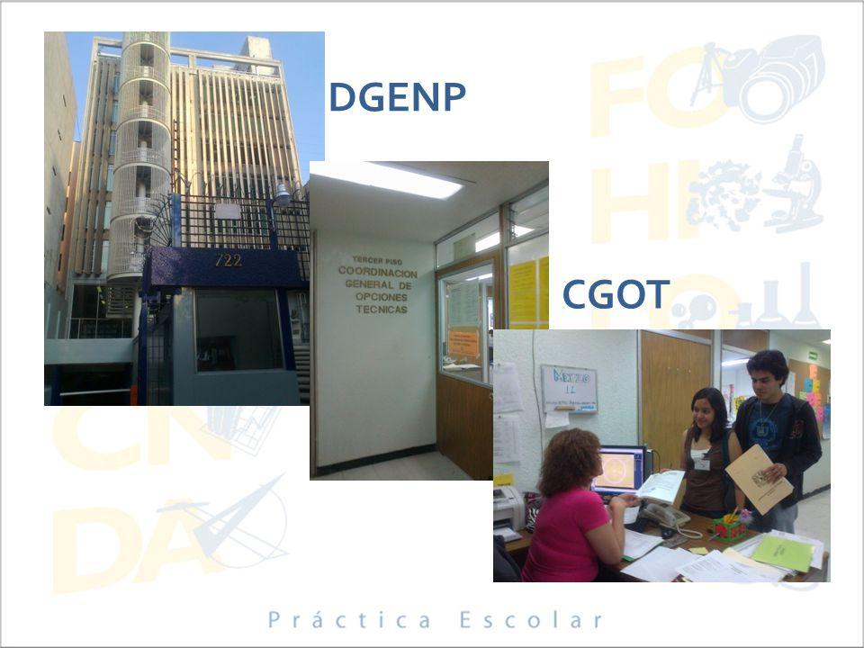 DGENP CGOT