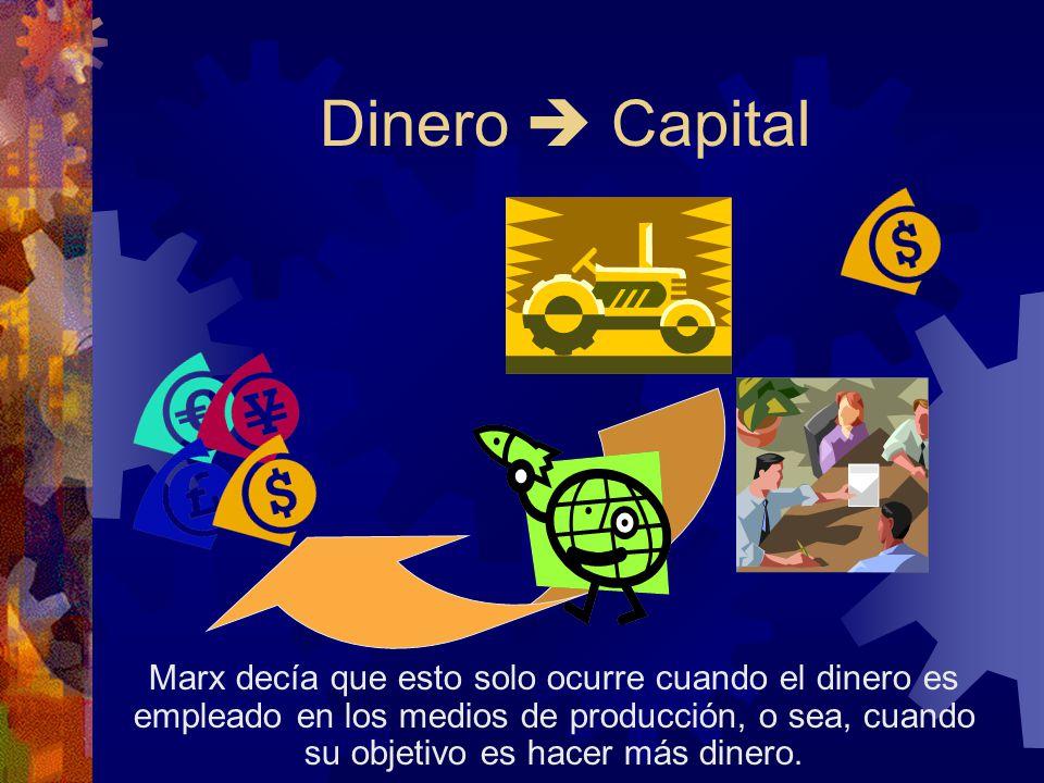 Dinero  Capital