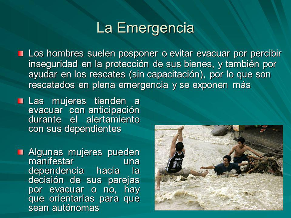La Emergencia