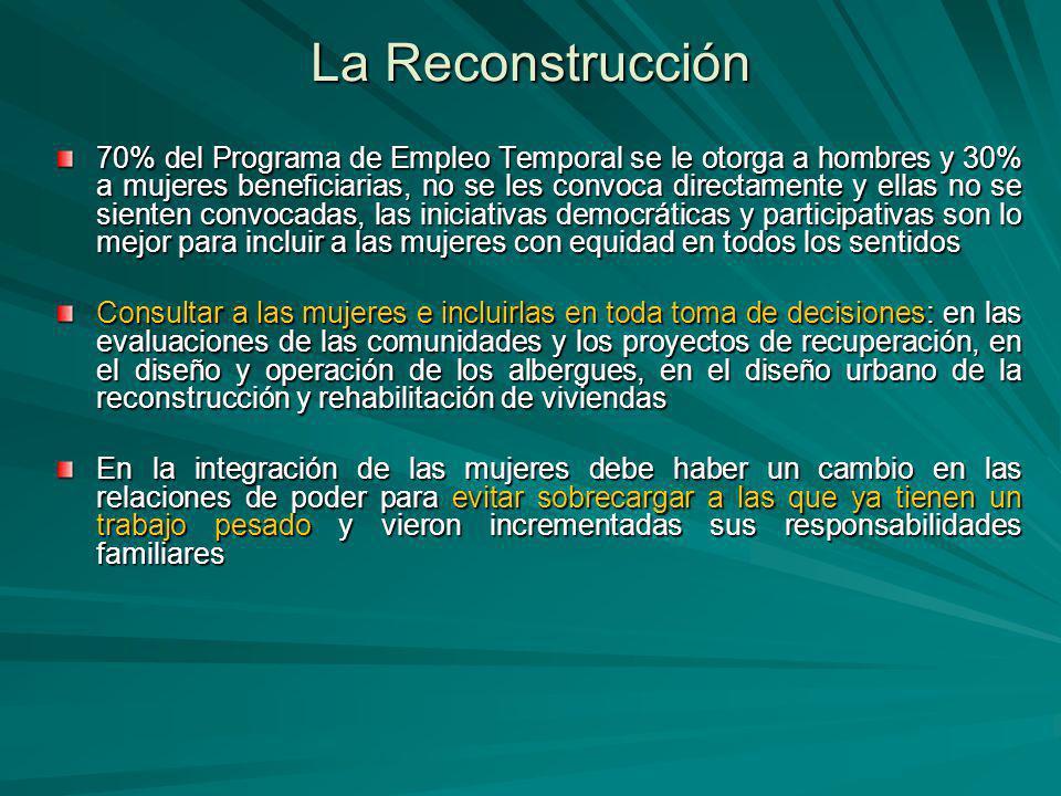 La Reconstrucción
