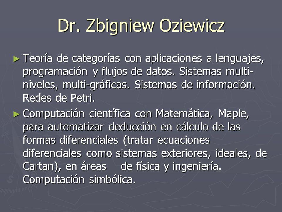 Dr. Zbigniew Oziewicz