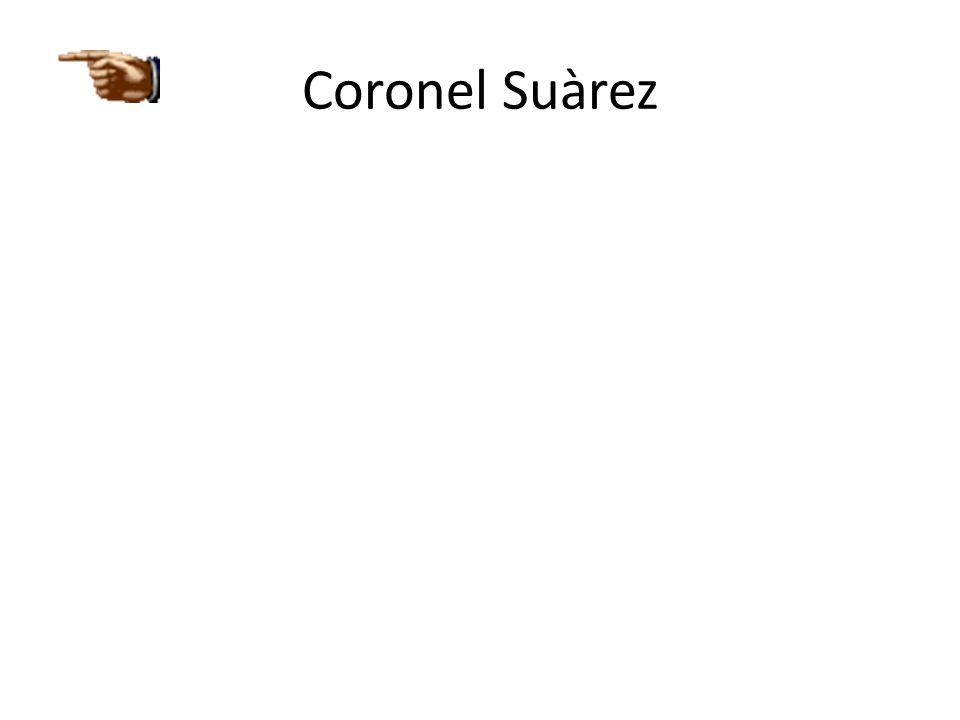 Coronel Suàrez