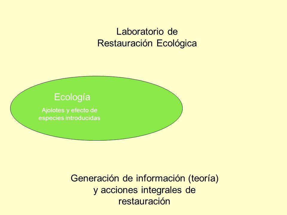 Laboratorio de Restauración Ecológica