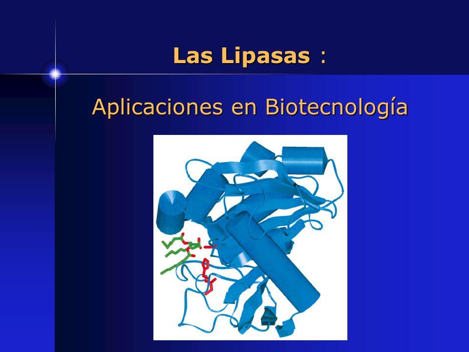 Aplicaciones en Biotecnología