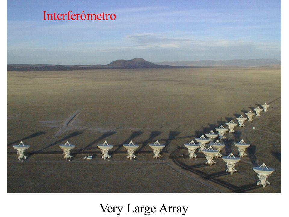 Interferómetro Very Large Array