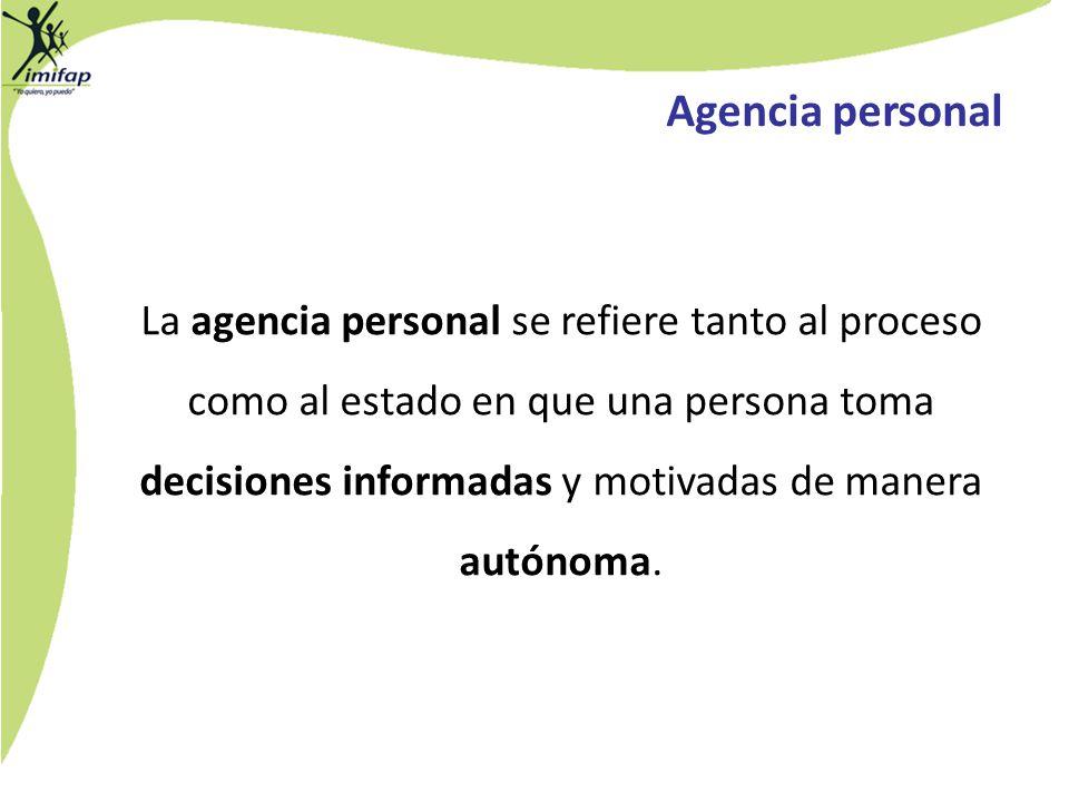 Agencia personal