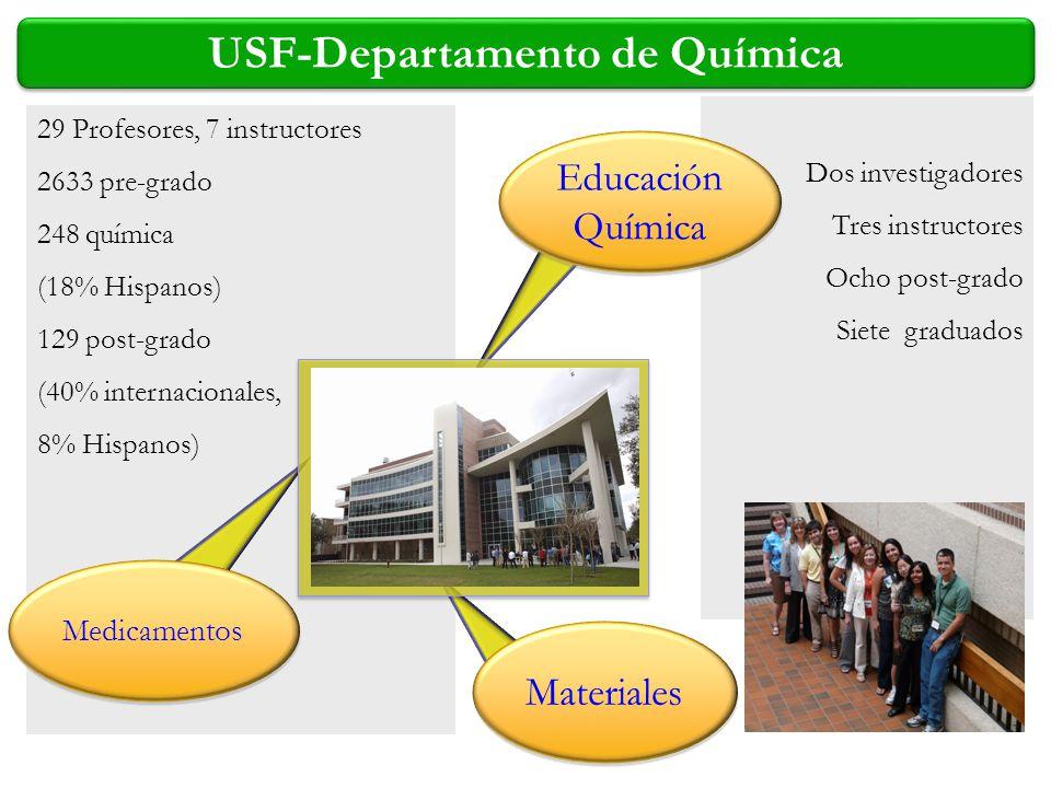 USF-Departamento de Química