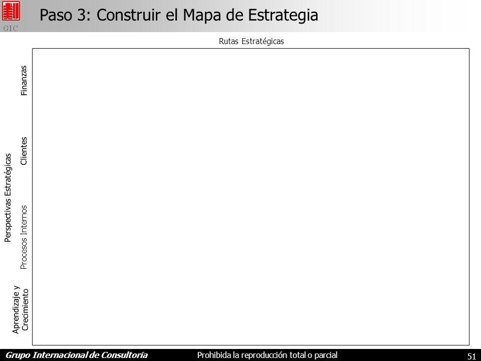 Paso 3: Construir el Mapa de Estrategia