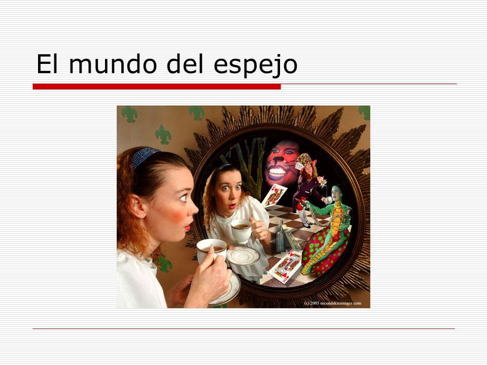 El mundo del espejo