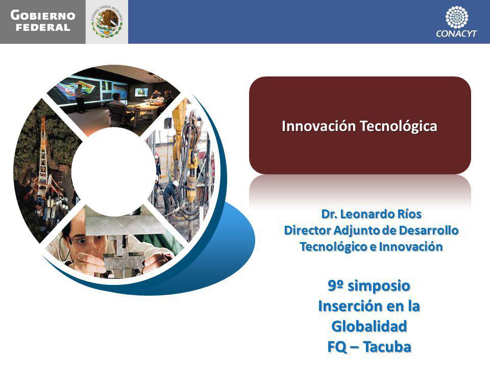 9º simposio Inserción en la Globalidad FQ – Tacuba
