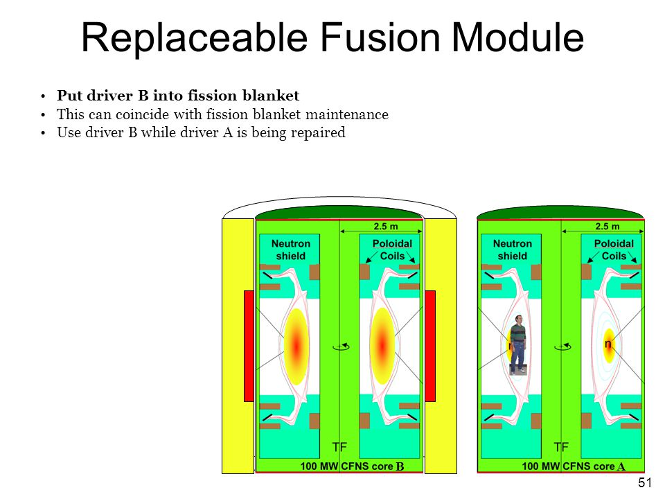 Replaceable Fusion Module
