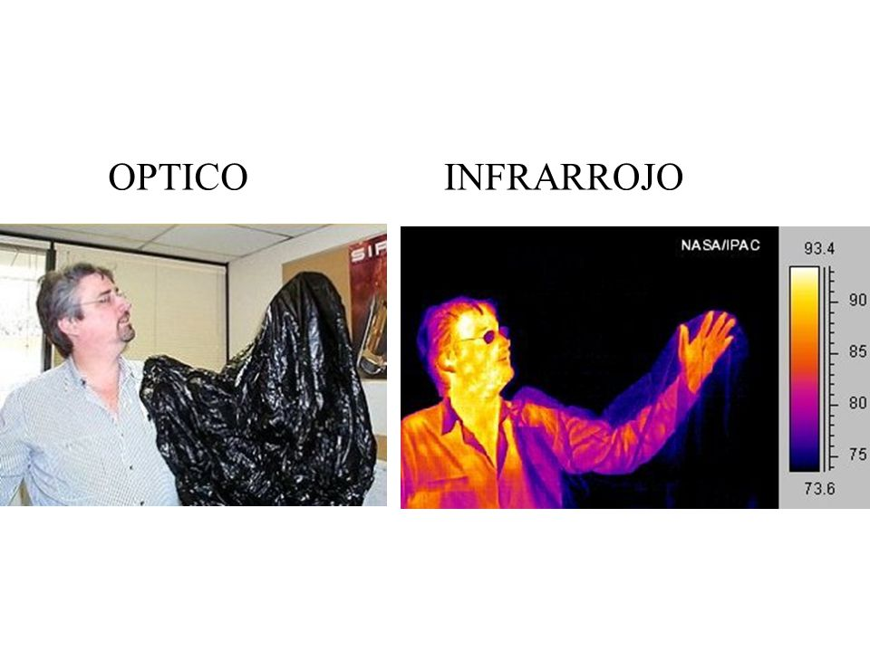 OPTICO INFRARROJO