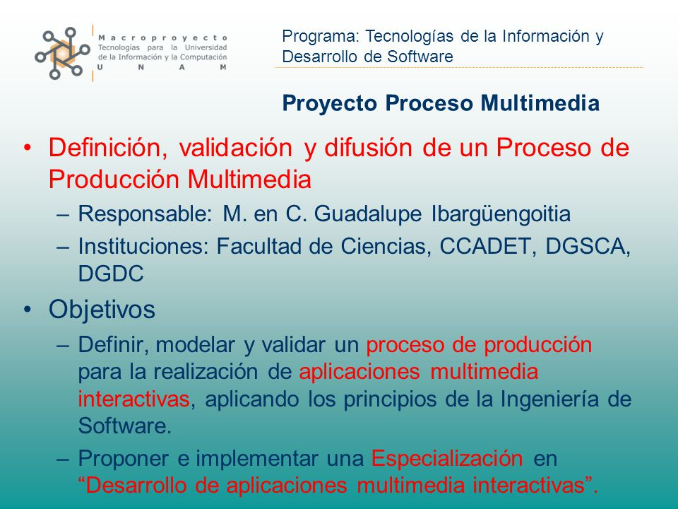 Proyecto Proceso Multimedia