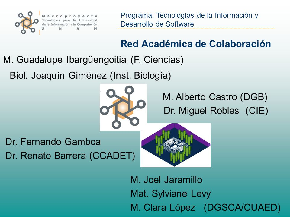 Red Académica de Colaboración