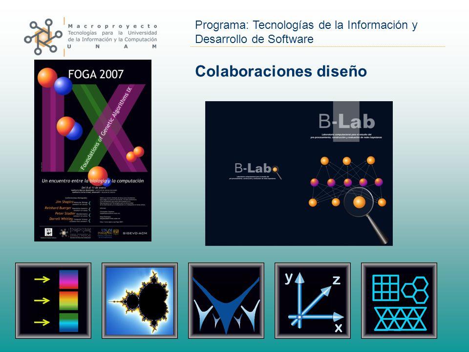 Colaboraciones diseño