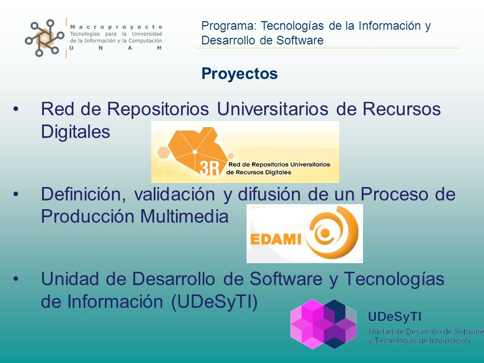 Red de Repositorios Universitarios de Recursos Digitales