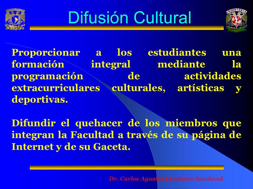 Difusión Cultural