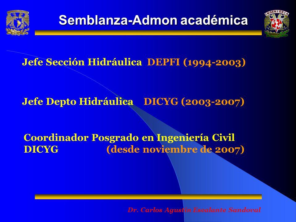 Semblanza-Admon académica