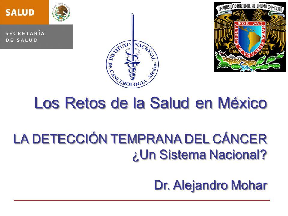 Los Retos de la Salud en México