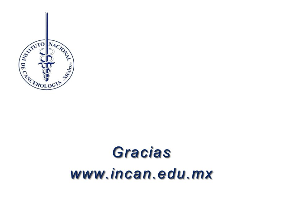 Gracias www.incan.edu.mx