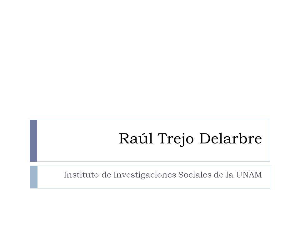 Instituto de Investigaciones Sociales de la UNAM