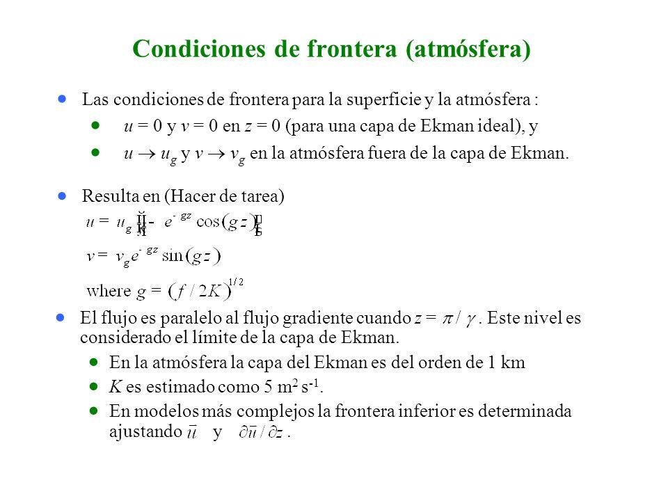 Condiciones de frontera (atmósfera)
