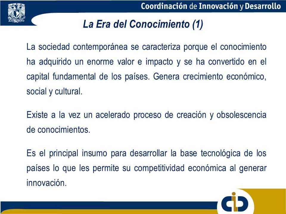 La Era del Conocimiento (1)