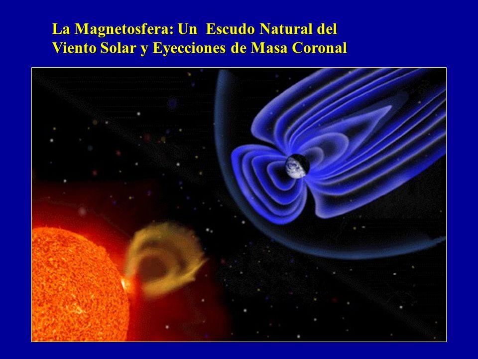 La Magnetosfera: Un Escudo Natural del