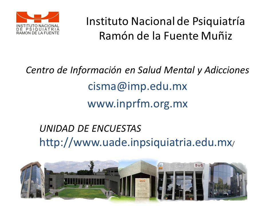 Centro de Información en Salud Mental y Adicciones