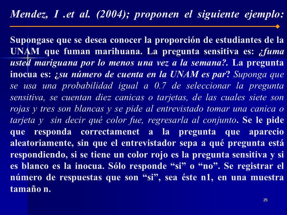 Mendez, I .et al.