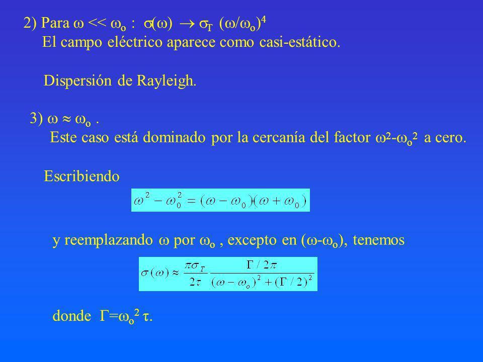 2) Para  << o : ()  T (/o)4