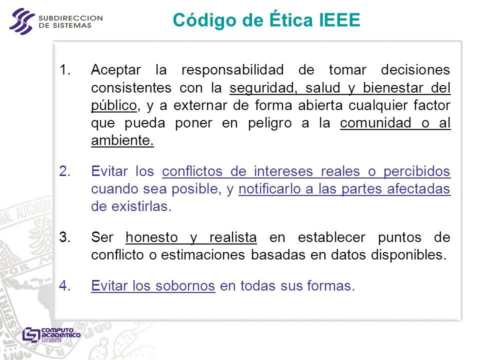 Código de Ética IEEE