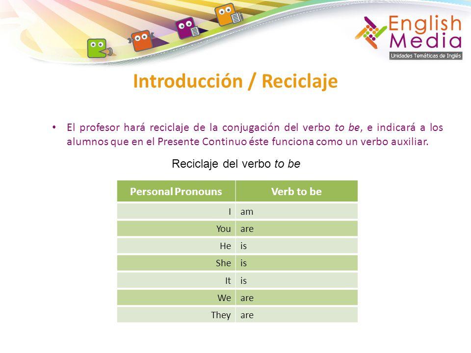 Introducción / Reciclaje