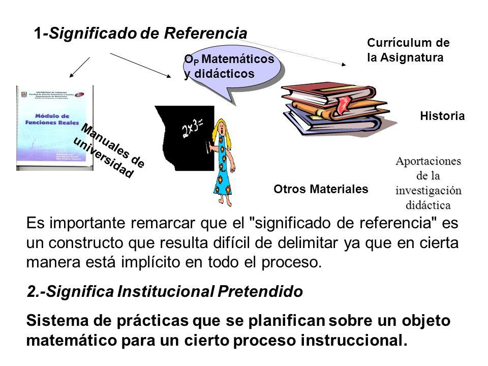 Aportaciones de la investigación didáctica