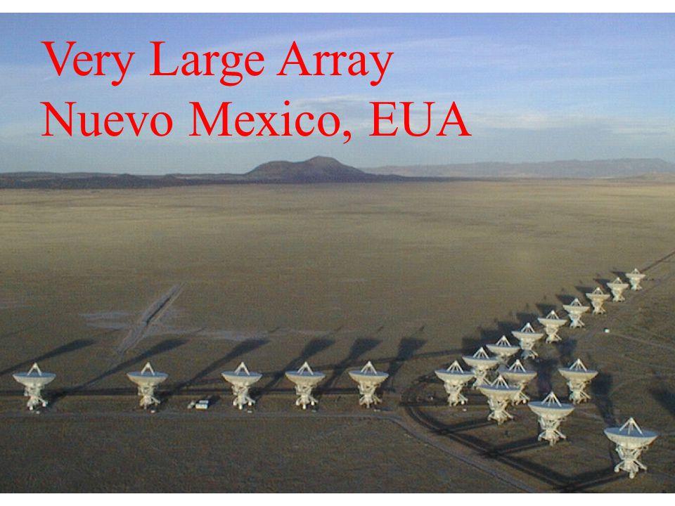 Very Large Array Nuevo Mexico, EUA