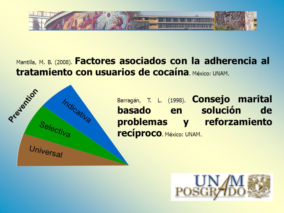 Prevention Indicativa Selectiva Universal