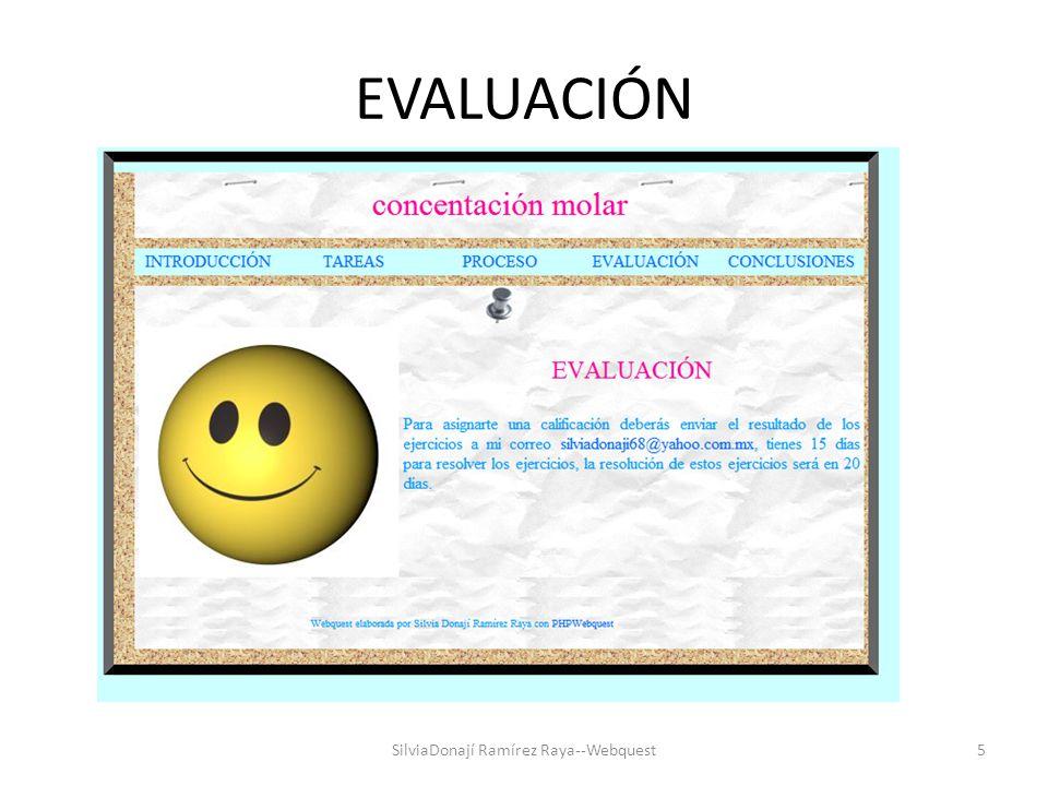 SilviaDonají Ramírez Raya--Webquest