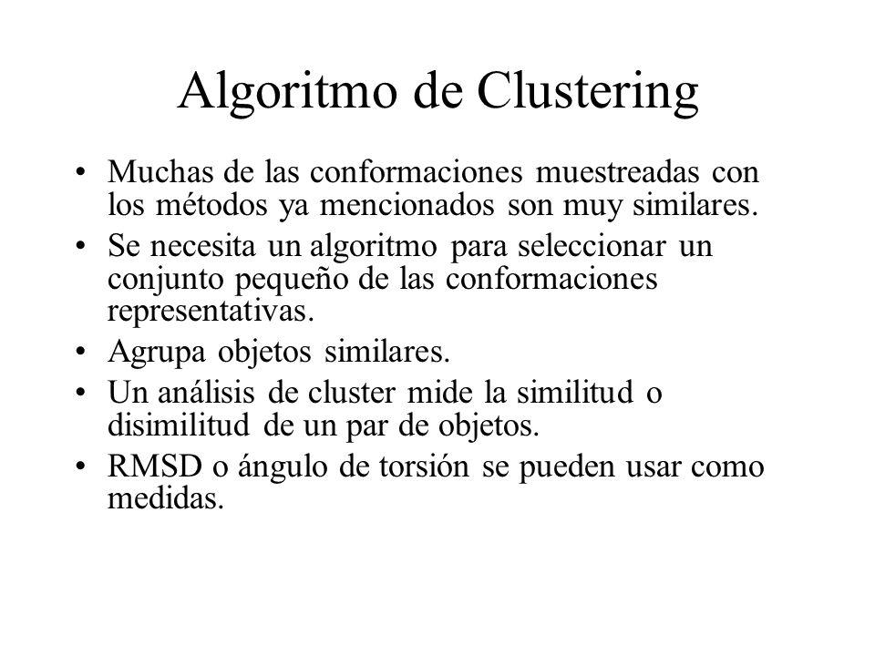 Algoritmo de Clustering