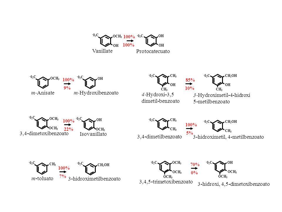3-Hydroximetil-4-hidroxi 5-metilbenzoato
