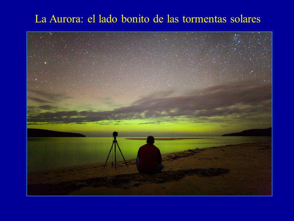 La Aurora: el lado bonito de las tormentas solares