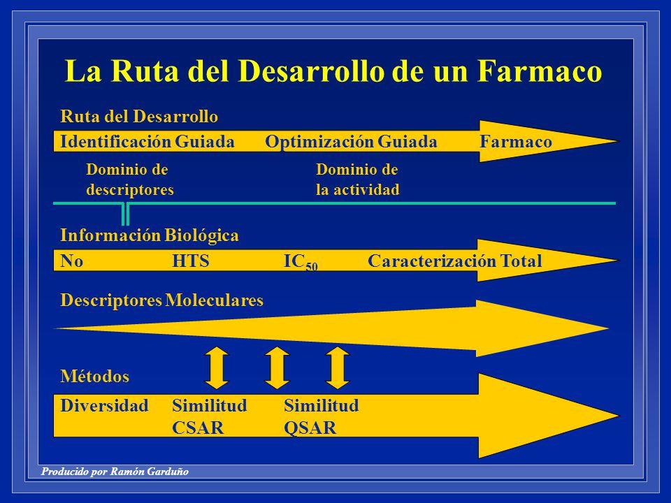 La Ruta del Desarrollo de un Farmaco