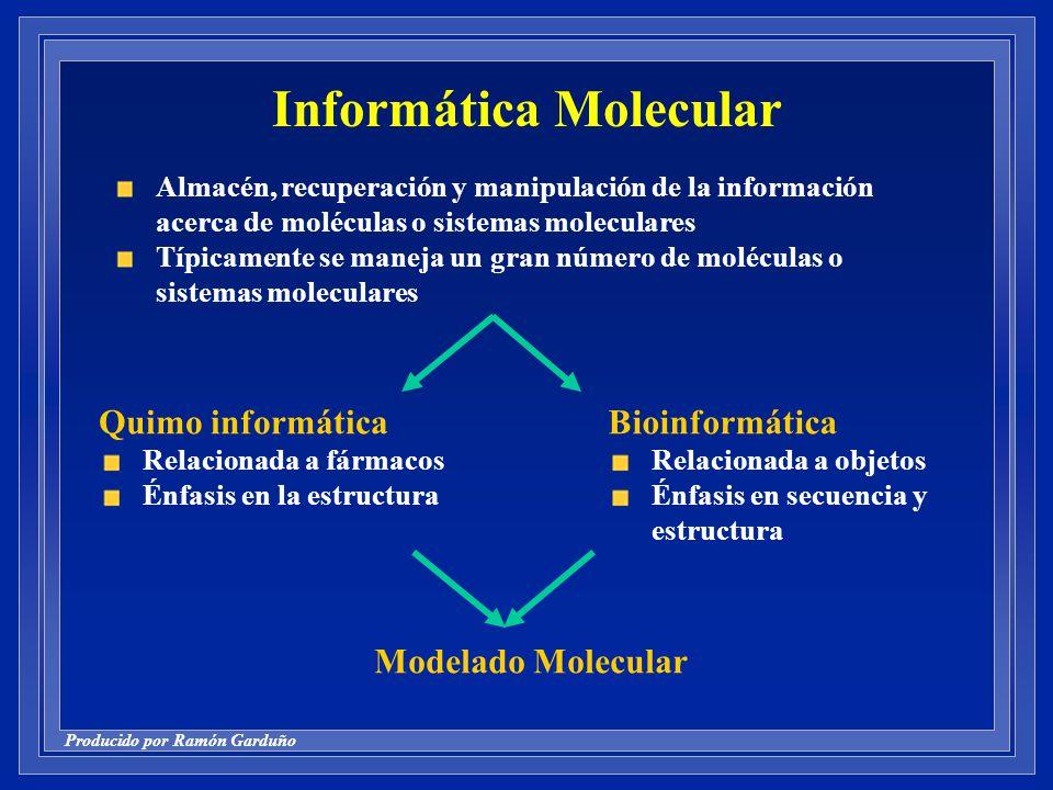 Informática Molecular
