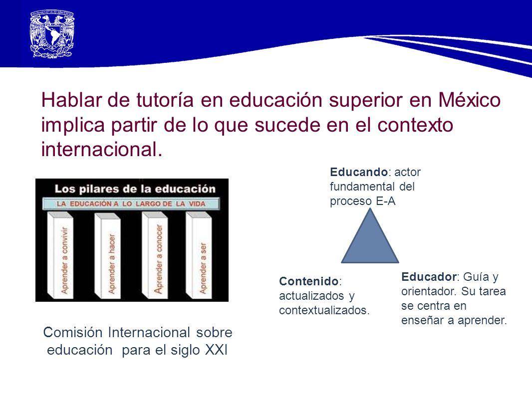 Comisión Internacional sobre educación para el siglo XXI