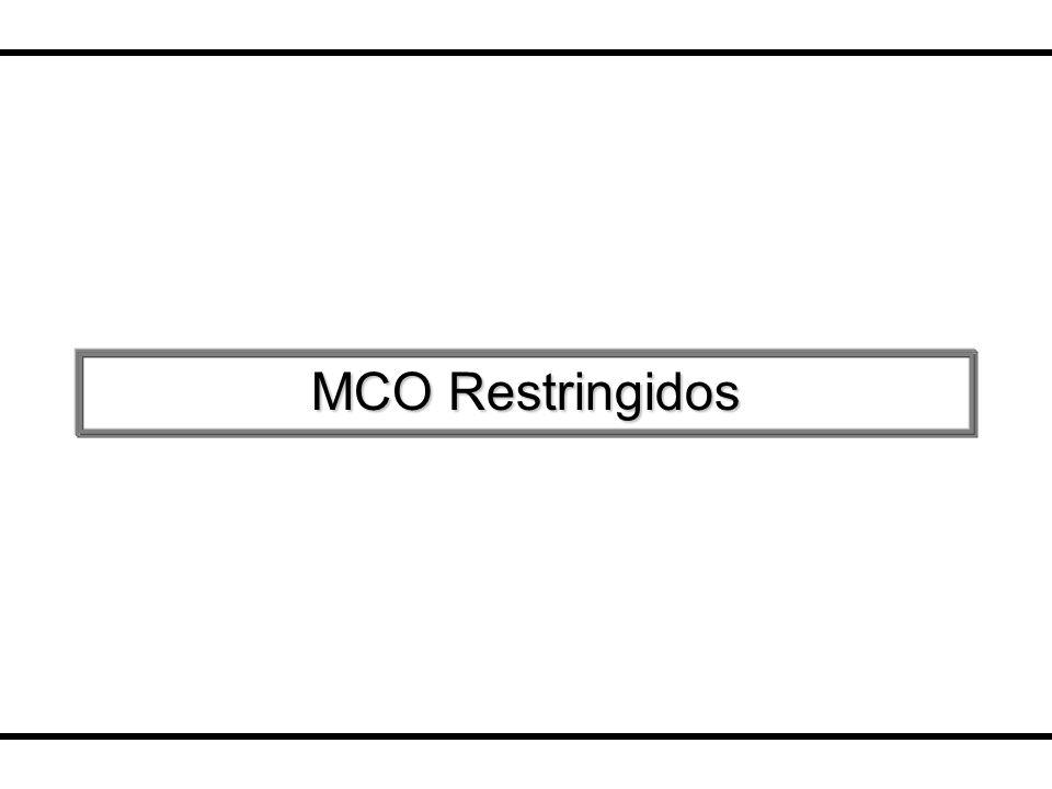 MCO Restringidos