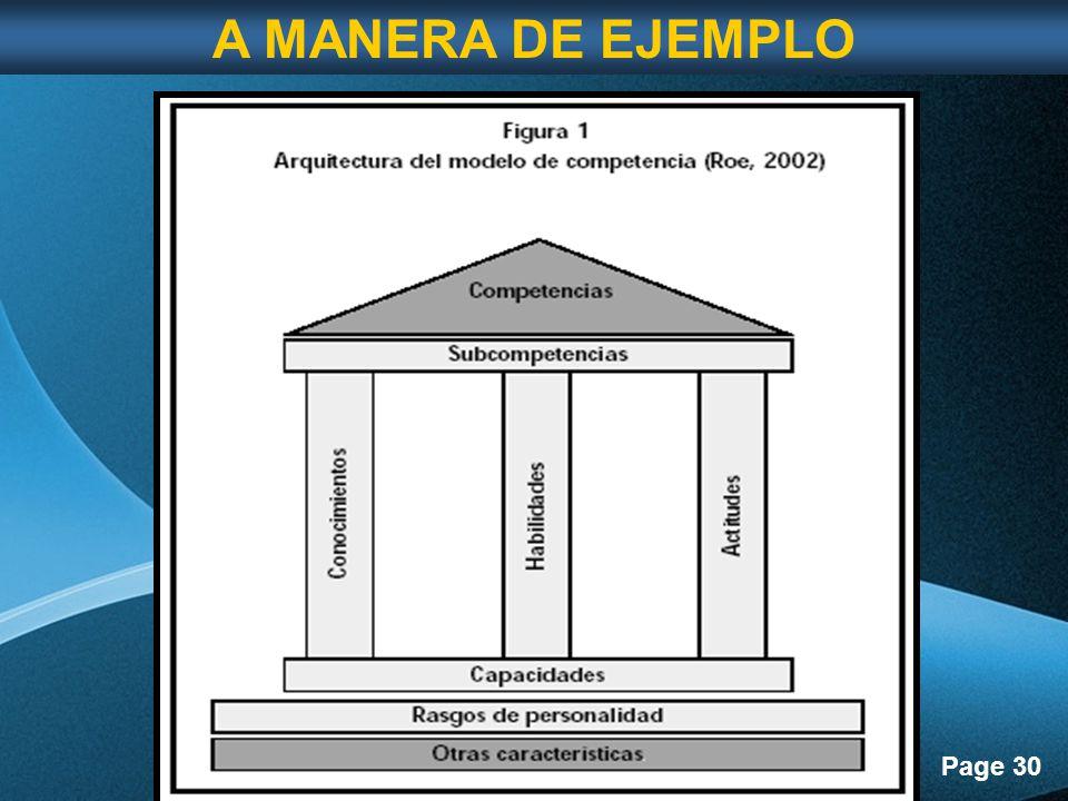 A MANERA DE EJEMPLO 30