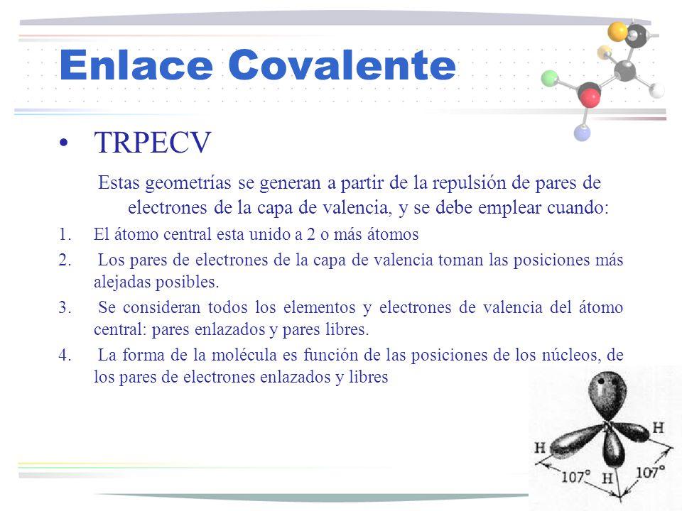 Enlace Covalente TRPECV