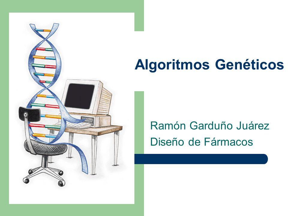Ramón Garduño Juárez Diseño de Fármacos