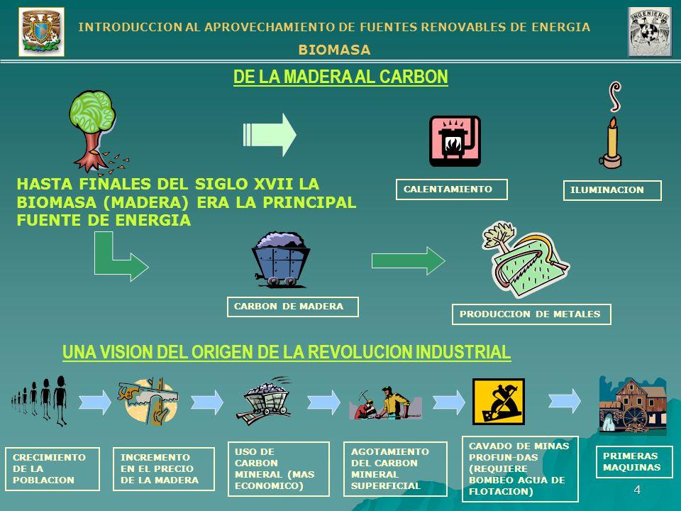 UNA VISION DEL ORIGEN DE LA REVOLUCION INDUSTRIAL