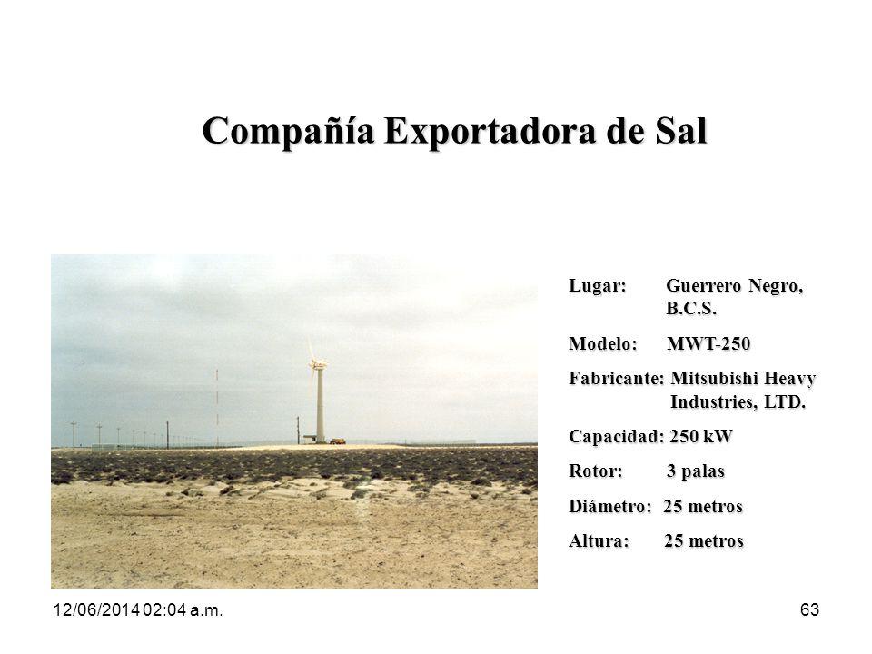 Compañía Exportadora de Sal