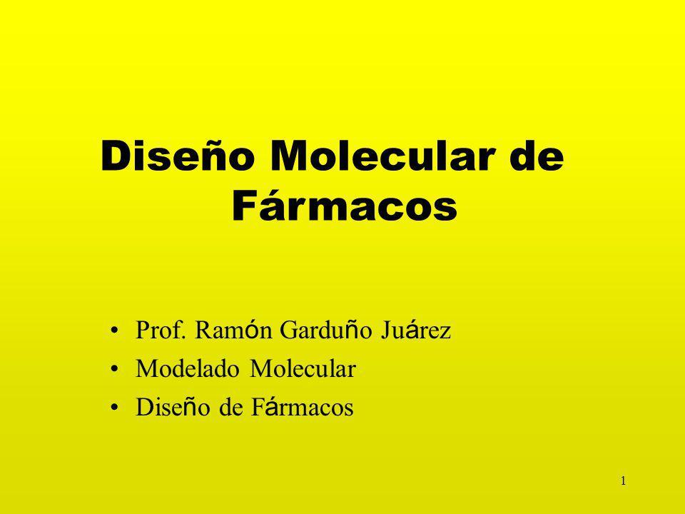 Diseño Molecular de Fármacos